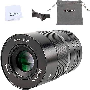 7artisans 60MM f2.8 Manual Focus APS-C Macro Lens for Full Frame ...