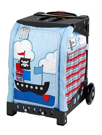 Amazon.com: ZUCA Mini bolsa de viaje con asiento integrado ...