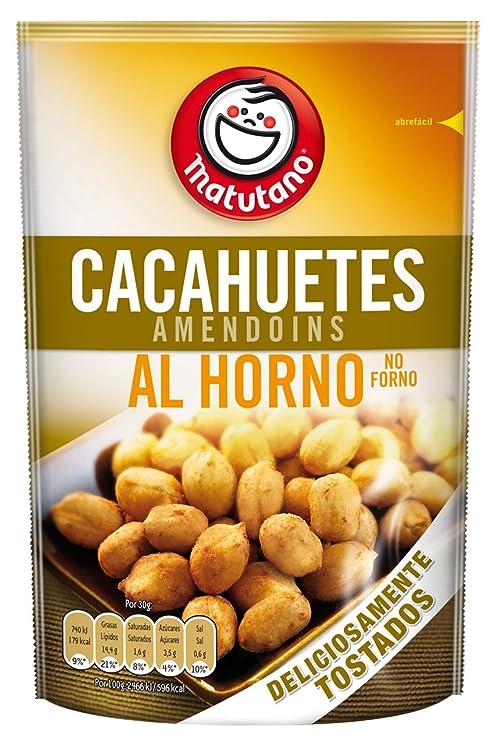 Matutano Cacahuetes Tostados al Horno - 200 g