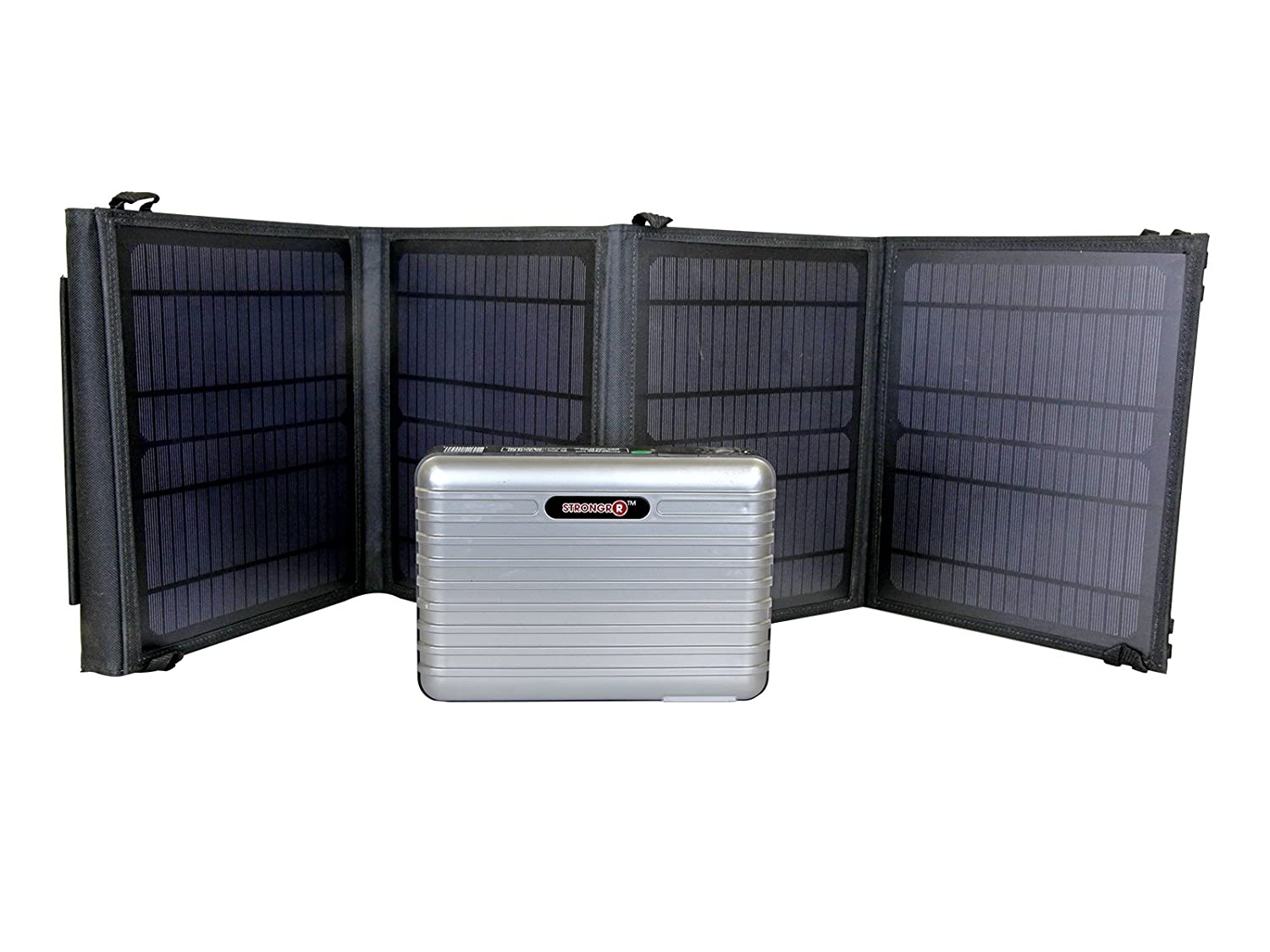 LB1 High Performance PB160 Solar Generator Kit Review