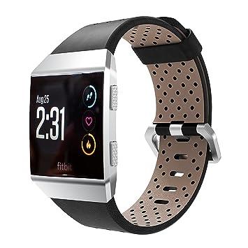 Bracelet pour montre connectée ionique Fitbit de marque Vicara, Bracelet de montre de remplacement et