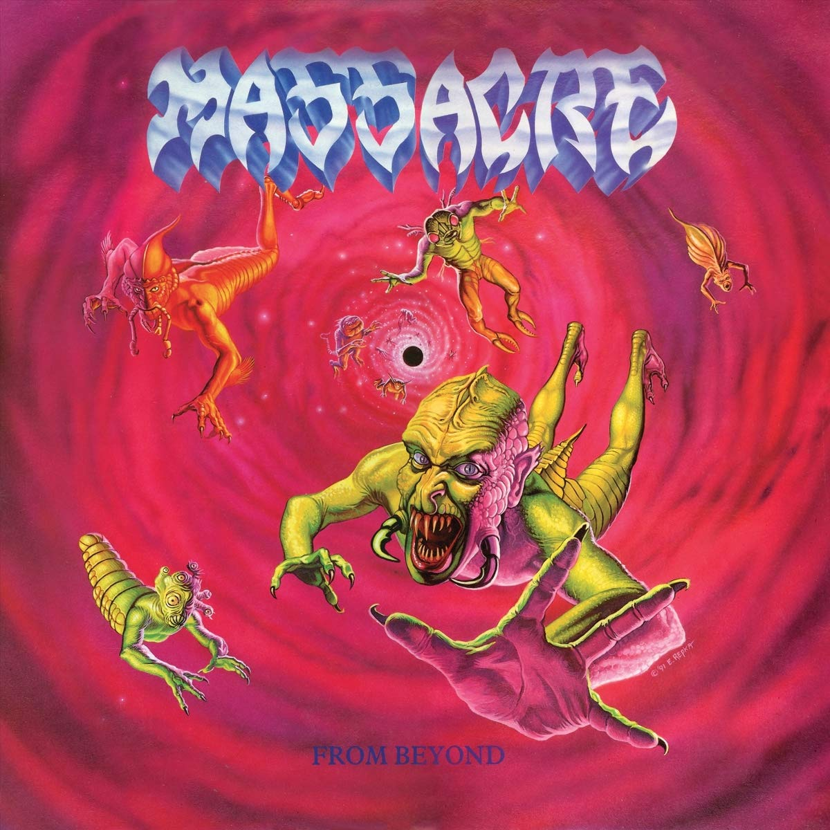 Vinilo : Massacre - From Beyond (United Kingdom - Import)