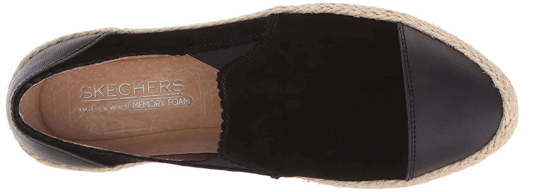 Skechers49775 - Vaporize - Gewellter Catalan - Gewellter - Rand Twin-Gore Jute Slip-on Damen 680332