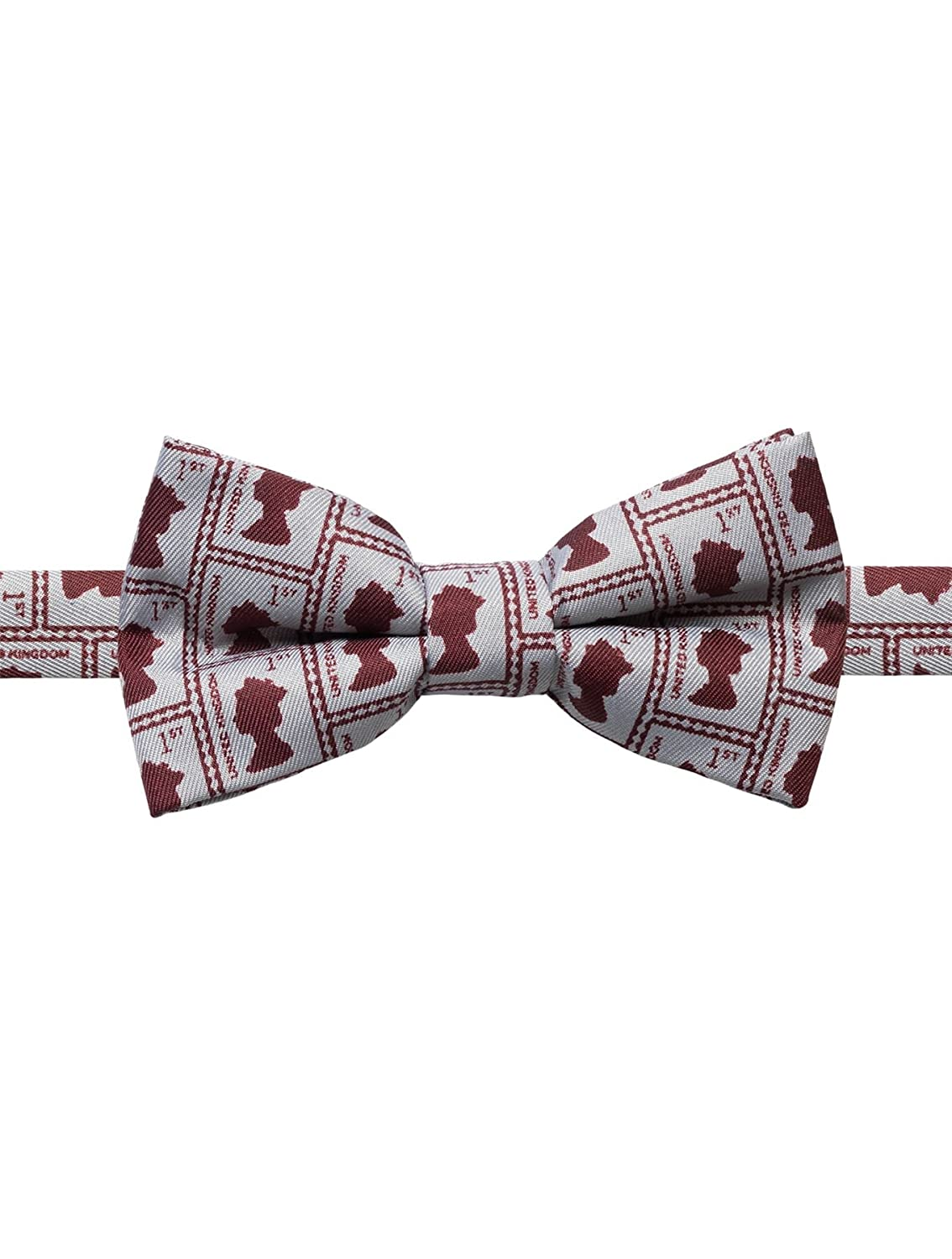 Paisley of London, Boys Royal Stamp Print Dickie Bow, One Size
