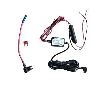 Amazon.com: Dash Camera Hard Wire Kit With Micro USB Direct ...