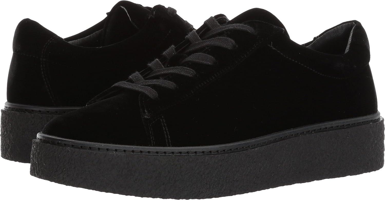 Vince Women's Neela Sneaker B06XDWCS3S 10.5 B(M) US Black Velvet