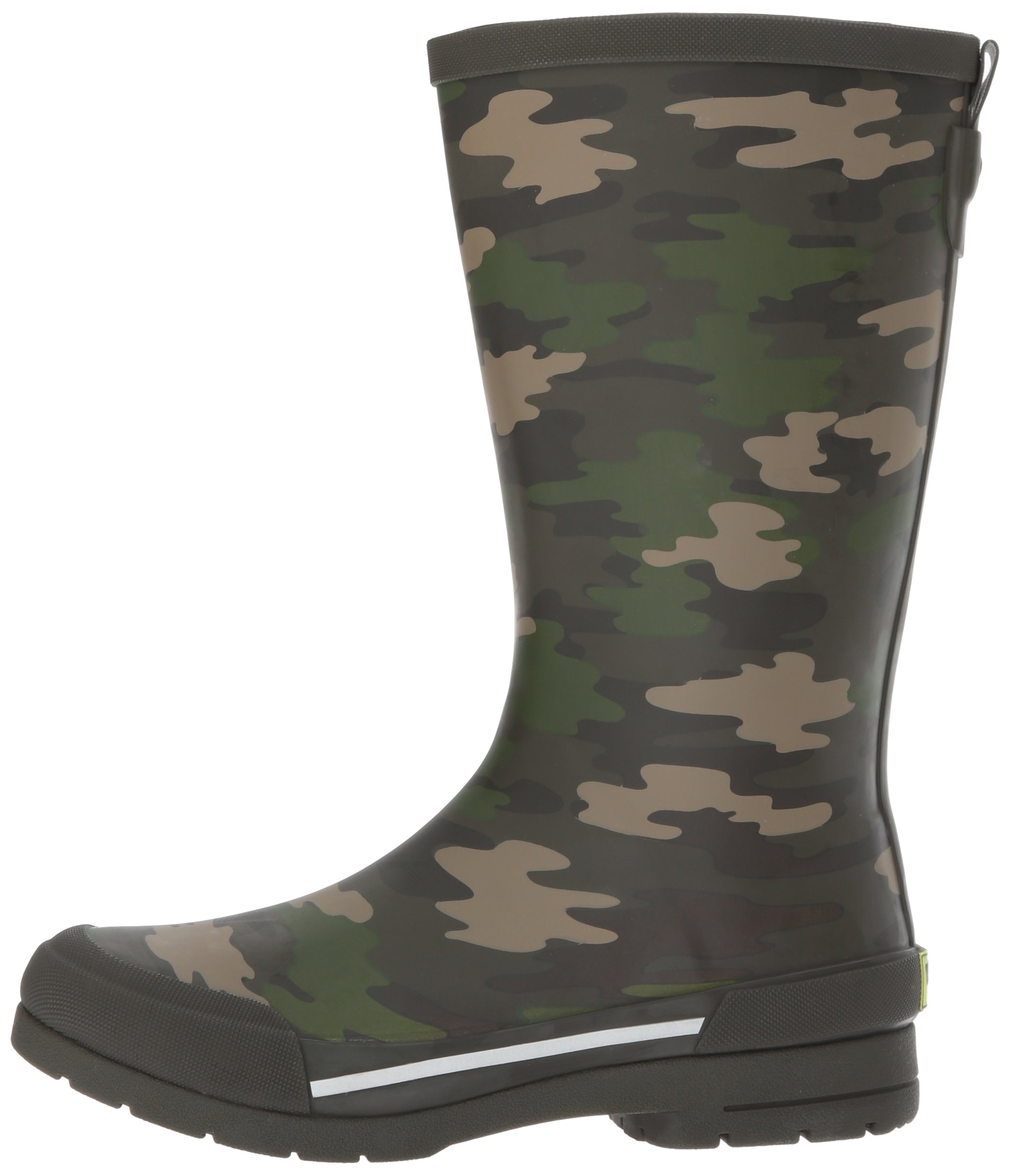 Western Chief Boys Waterproof Classic Youth size Rain Boots, Camo Green, 13 M US Little Kid by Western Chief (Image #5)
