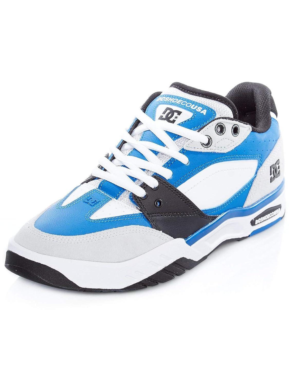 best service f9036 b2d1f DC scarpe Maswell, Scarpe da da da Skateboard Uomo B07DW44MKB 38 EU Blu  (blu nero bianca ...