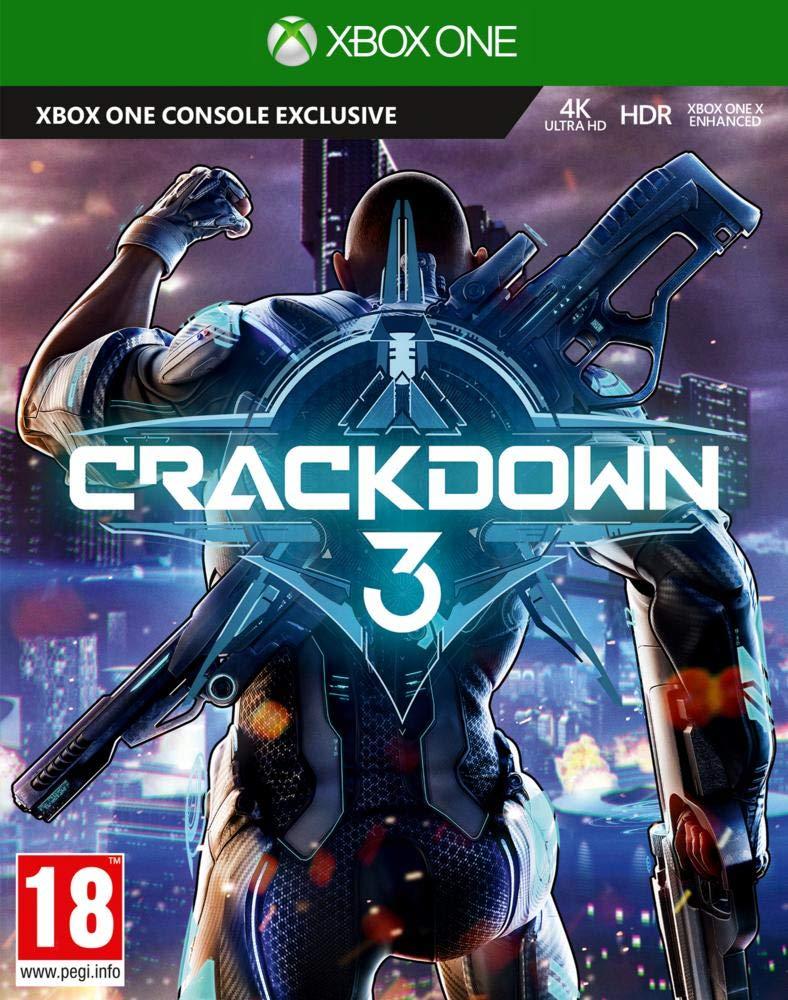 Crackdown 3 - XBox One    Sumo Digital. Programmeur