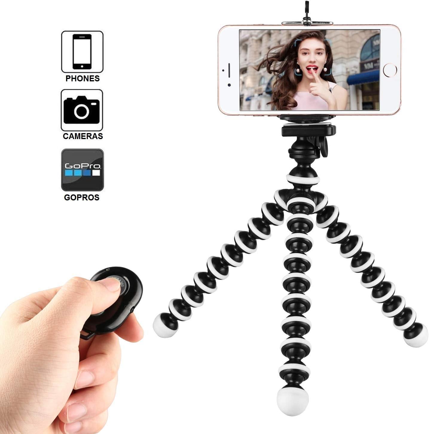 Trípode para teléfono para iPhone 11 Pro Xs MAX XR X 8 7 6S