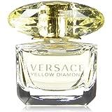 Versace Yellow Diamond for Women Eau De Toilette Mini, 0.17 ounces