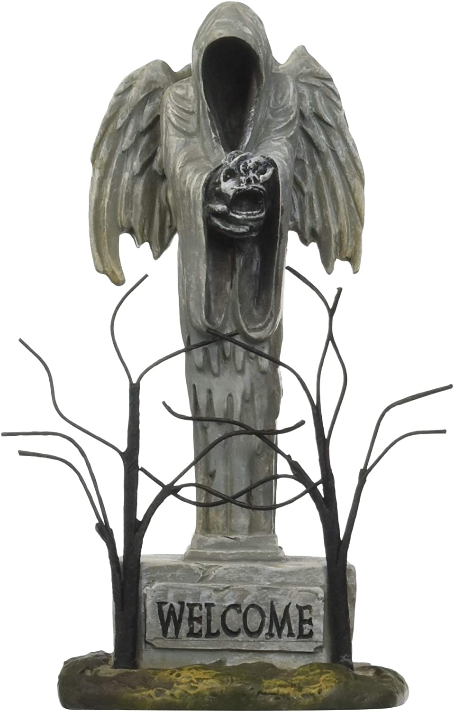 Department 56 Halloween Village Angel of Death Accessory, 5.25 inch