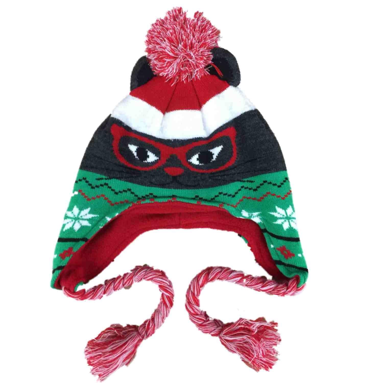 Holiday Catalog HAT レディース US サイズ: One Size カラー: グリーン   B079H6JXPY