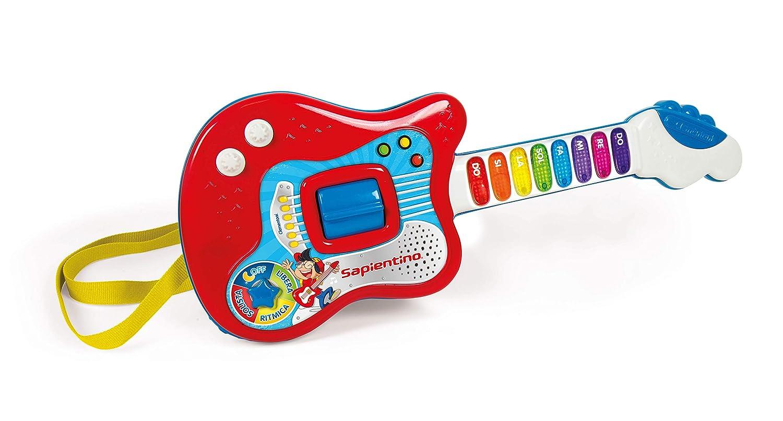 Clementoni 12063préscolaire Enfant/Fille Jouet pour Apprentissage–Jouets d'apprentissage (Batterie, 235mm, 56mm, 501mm, boîte)