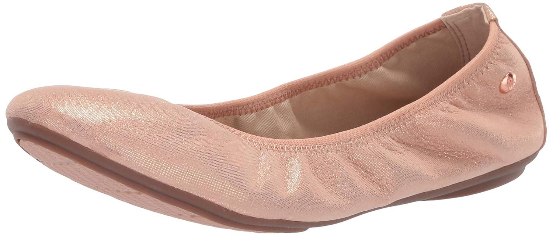 [ハッシュパピー] Women 's Chaste Balletフラット B07DRW4W5P 8 N US|Pale Peach Leather Pale Peach Leather 8 N US