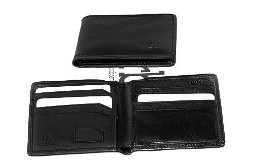 in uso durevole online in vendita nuove immagini di Pierre Cardin Mini portafoglio uomo ROCCOBAROCCO nero in ...