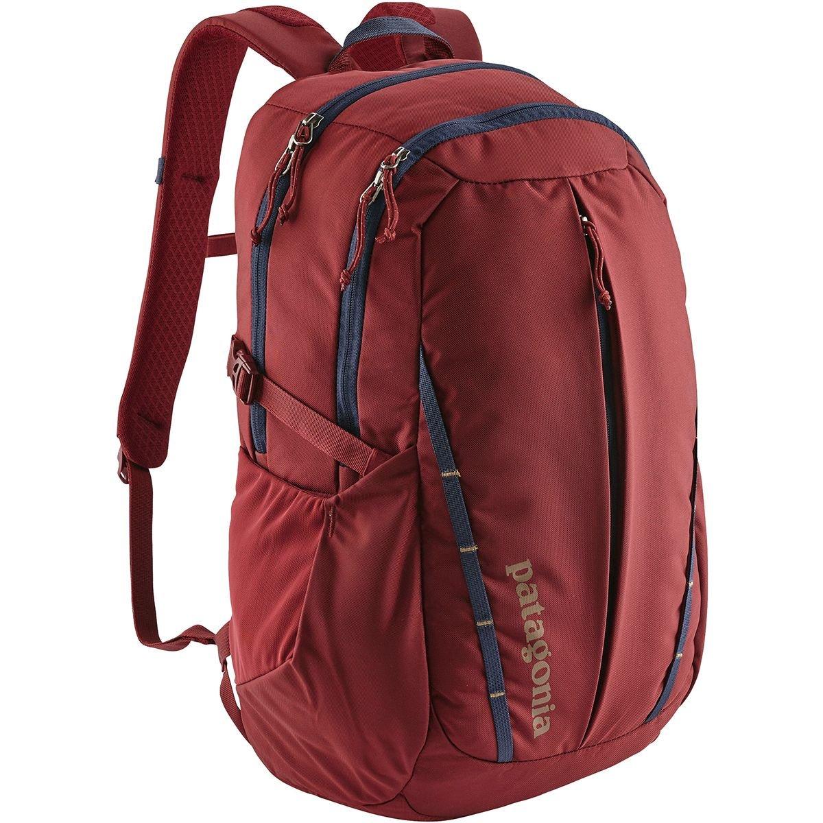 (パタゴニア) Patagonia Refugio 28L Backpackメンズ バックパック リュック Oxide Red [並行輸入品] One Size  B07F9LYTYZ
