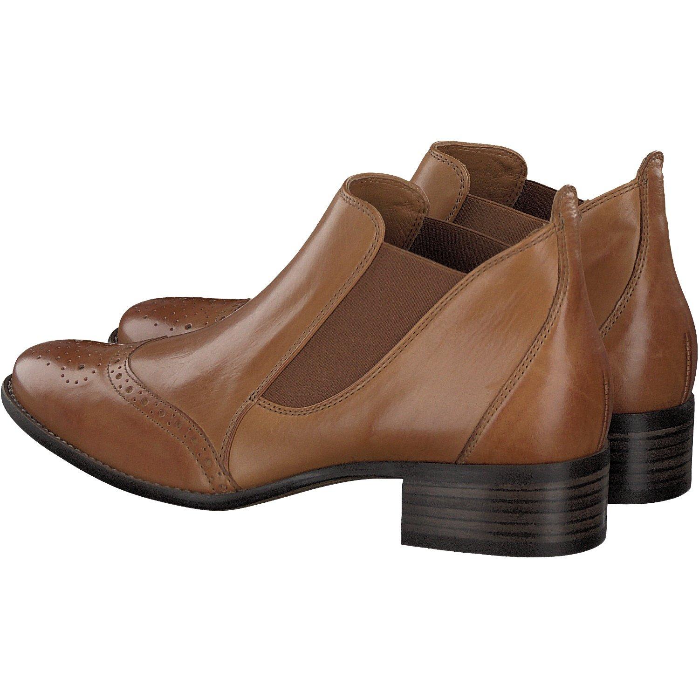 Paul Grün 7358-062 Damen Chelsea Stiefelette aus Nappaleder seitliche Gummizüge Gummizüge Gummizüge 6a0baa