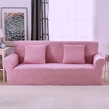 Amazonde 1 2 3 4 Sitzer Sofa Sofabezug Elastischer Sofaüberwurf