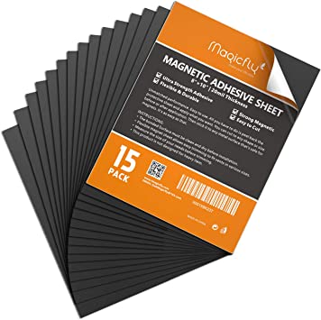 """22/"""" x 32/"""" roll flexible 20 mil light weight Magnet BEST QUALITY Magnetic craft"""