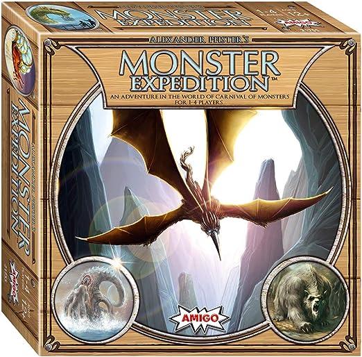 AMIGO Spiel + Freizeit Monster Expedition 2054