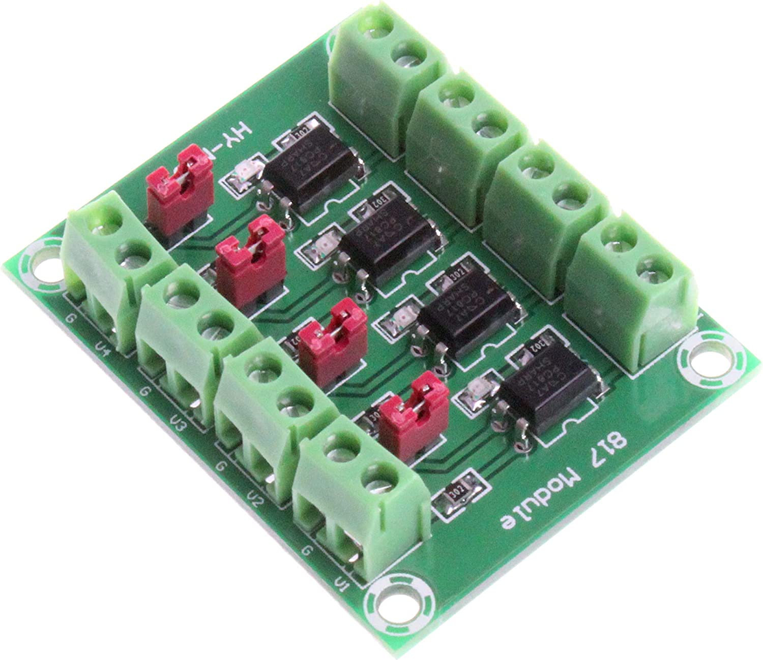 w//Labview driver I2C 8 Ch Opto-isolator LEDs Opto 22