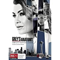 Grey's Anatomy: Season 14 (DVD)