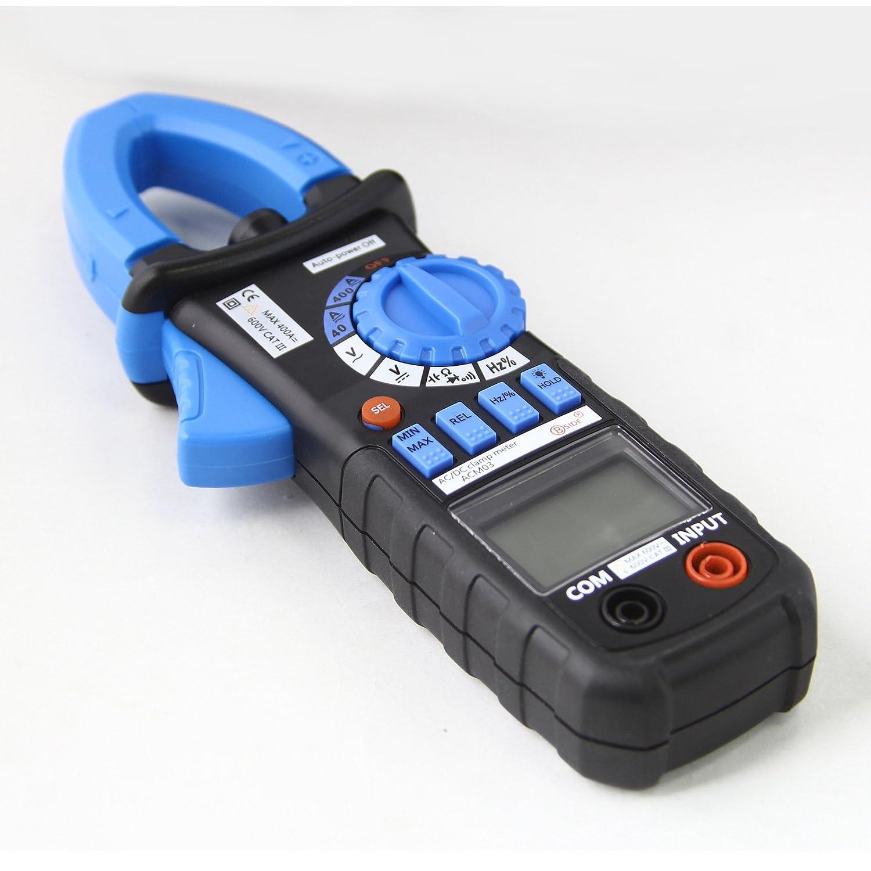 TaoNaisi Digital testeur de batterie Volt Checker pour 9/V 1.5/V et piles AA AAA Cell Bt-168d par EB