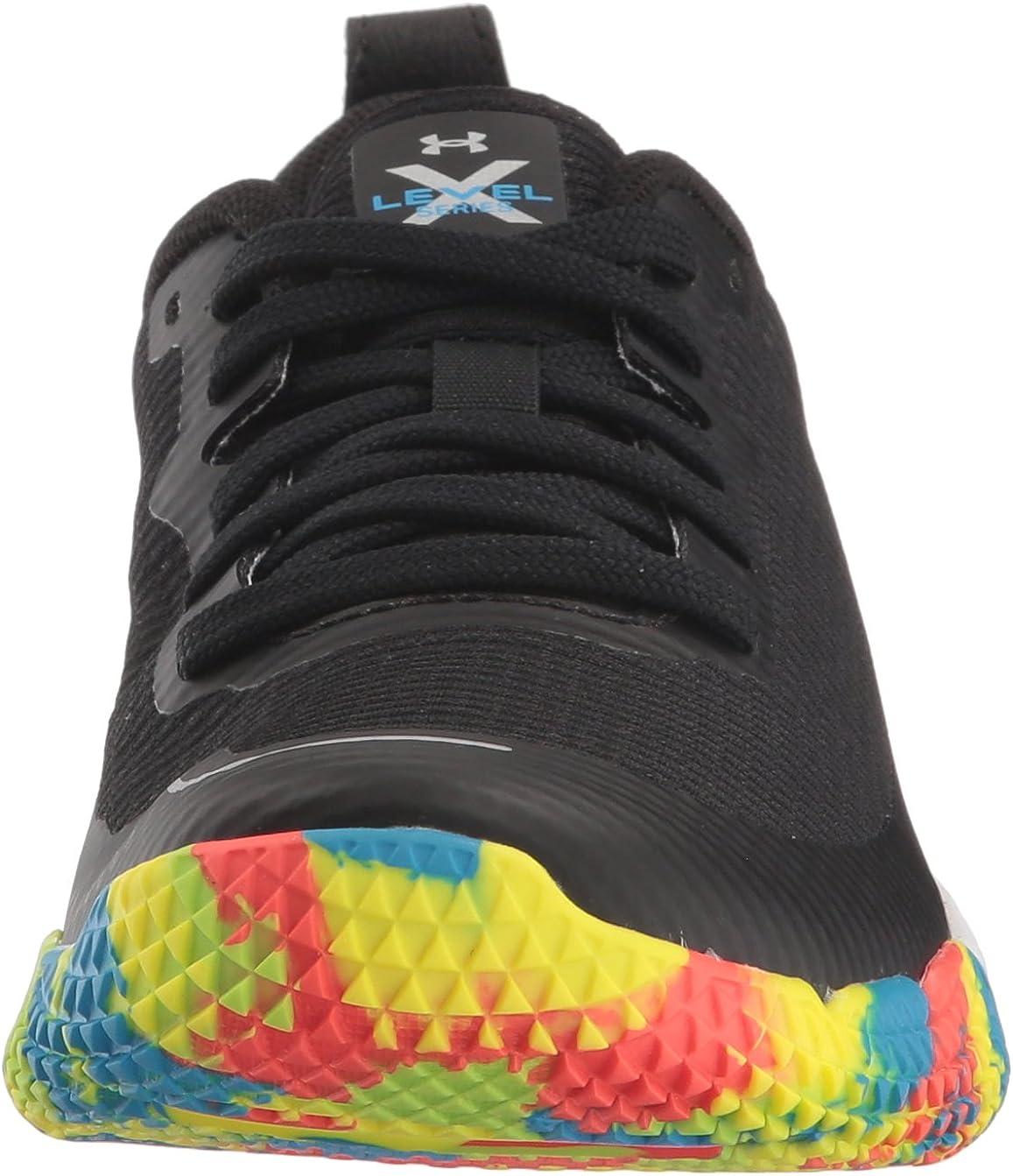 Under Armour Kids Grade School X Level Mainshock Sneaker