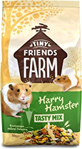 Supreme Tiny Friends Farm Harry Hamster Tasty Mix 700g 5314