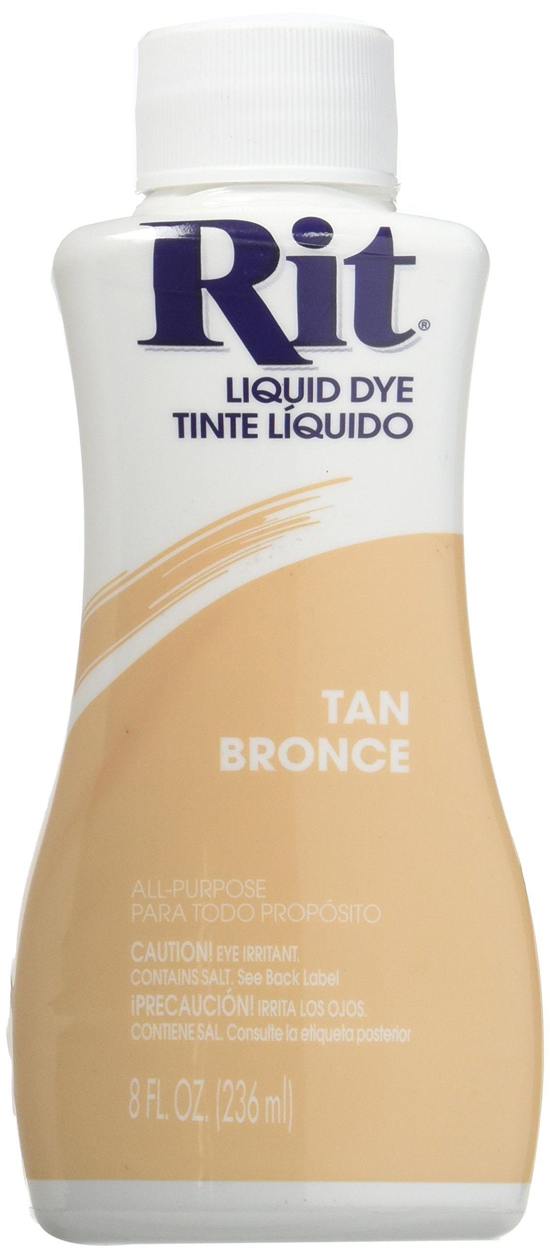 Rit 88160 8 Oz Tan Liquid Dye