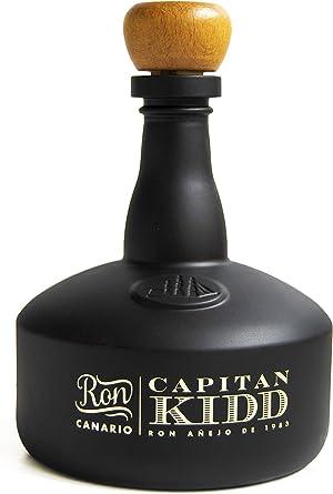 Arehucas Ron Capitán Kidd - 700 ml: Amazon.es: Alimentación y ...