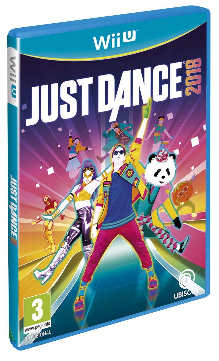 Just Dance 2018 Nintendo Wii U Amazon Es Videojuegos