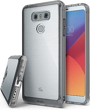 Ringke Funda LG G6 / G6 Plus [Fusion] Protector de TPU con Parte ...