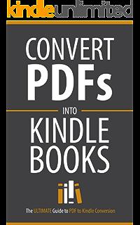Kindle Books Into Pdf