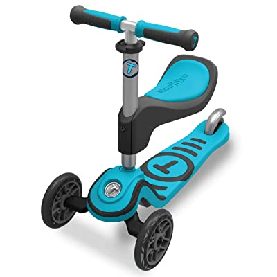 smarTrike Tscooter T1 Kids Scooter - Blue: Toys & Games