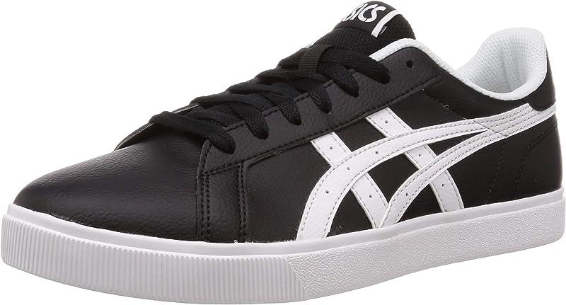 Asics Classic CT Herren Sneakers Schwarz/Weiß