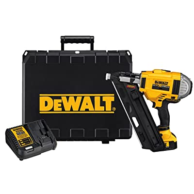 Nailer Framing 20v Li Dual Spd