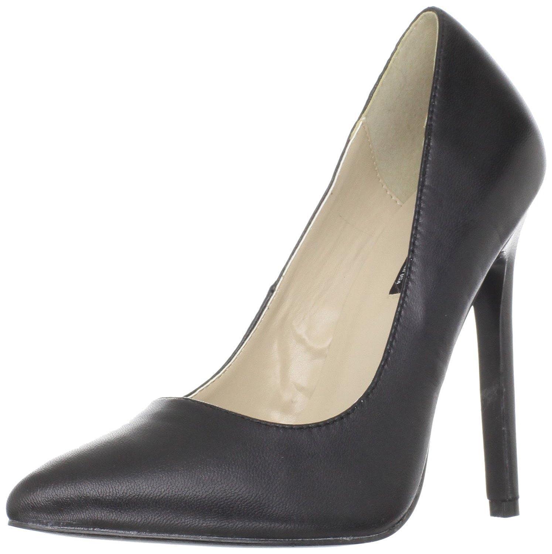 Pleaser SEXY-20 Blk Leather Größe UK 5 EU 38 38 38 bf962a