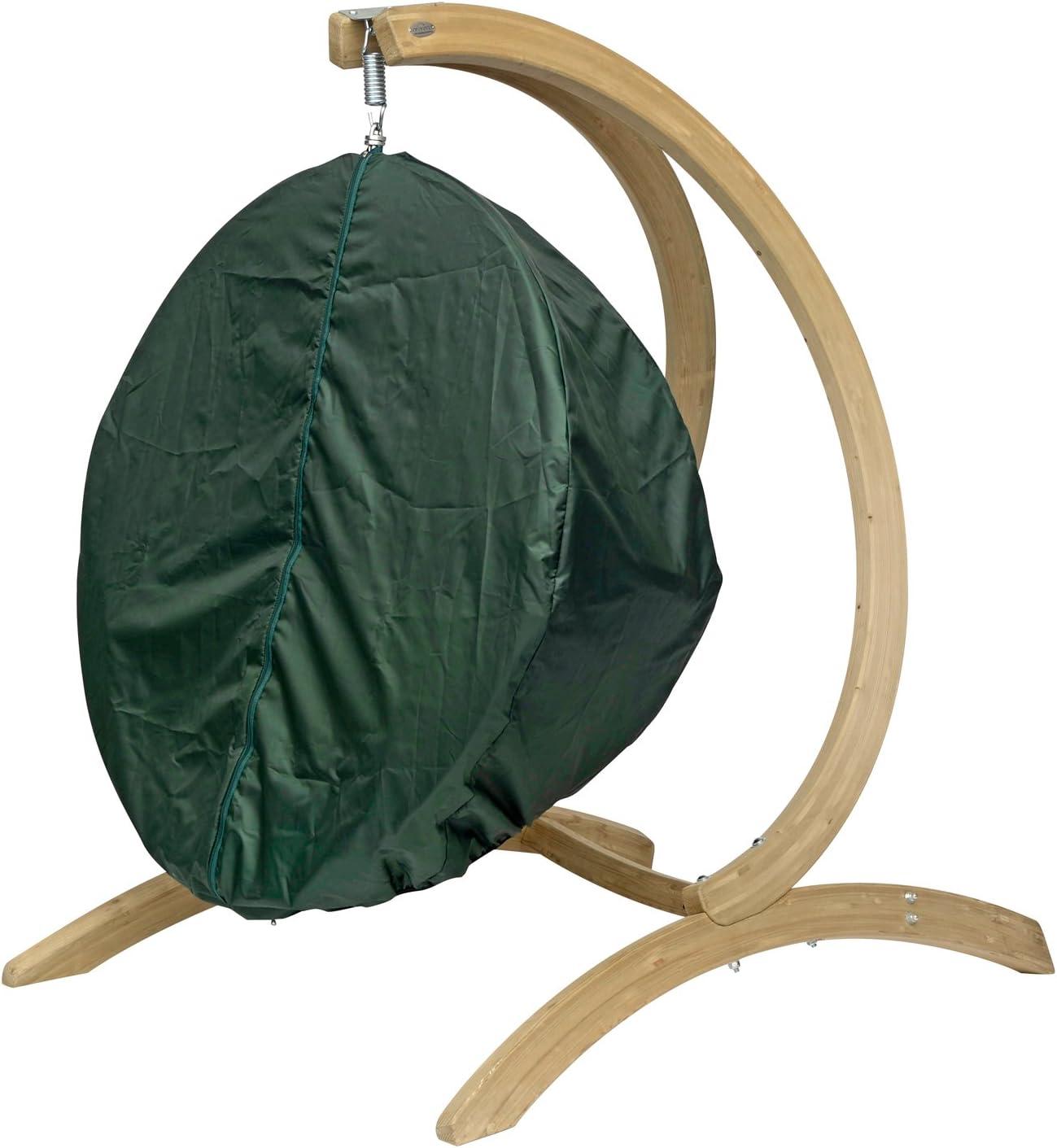 69x118x121 cm as Hammock AZ-2030825 Telo Protettivo Globo Cover Verde