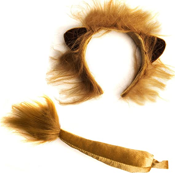 Lion Tail Cosplay Accessory