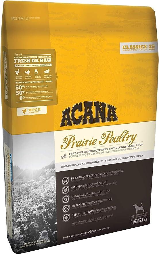 Acana Prairie Poultry comida