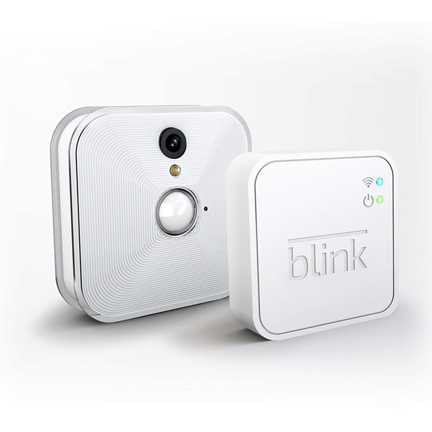 Blink Home Security Sistema de cámara Color Blanco: Amazon ...