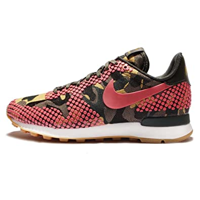 nike internationalist women red