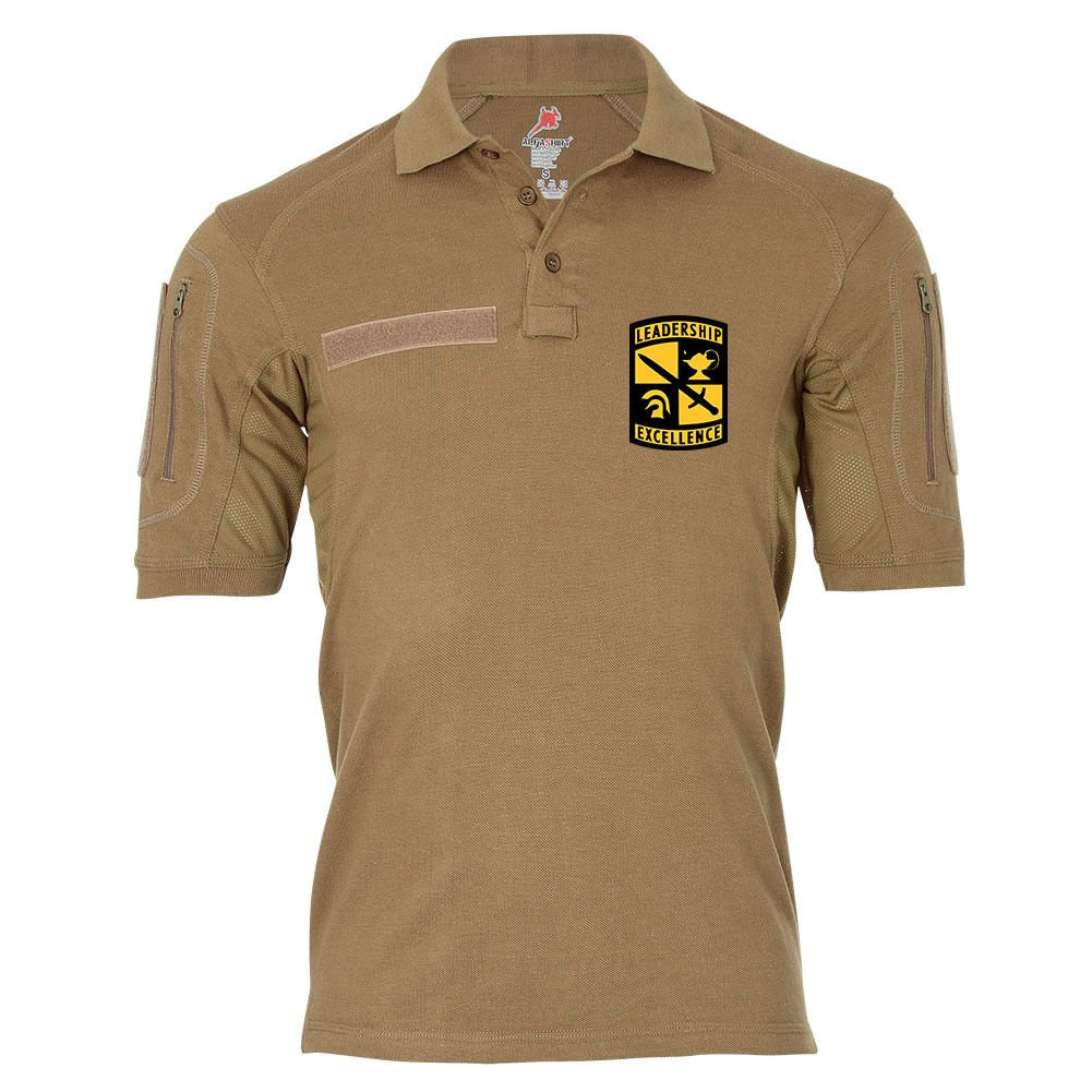 Tactical Poloshirt Alfa - Emblem des Reserve Officer Training Corps Polo Hemd  18973