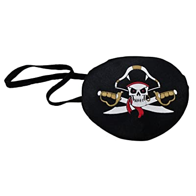 BestSaller Pirate Premium Eye Patch (Multicolore)