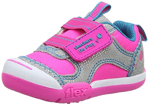 Skechers Flex Play, Zapatillas para Niñas: Amazon.es: Zapatos y complementos