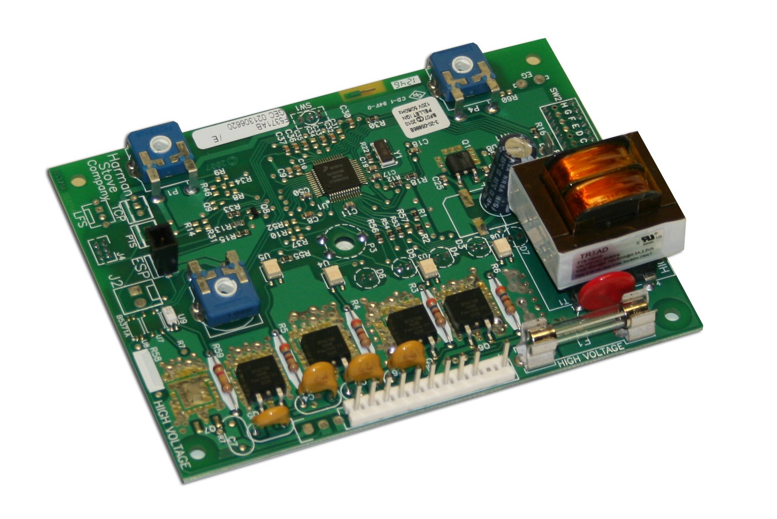 Replacement Harman Platinum Control Board - Free Shipping!!!