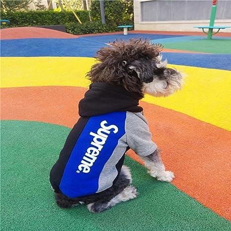 PLHF Vestiti per cani Autunno e inverno Tenere caldo Cani di taglia Abbigliamento  per animali domestici 0e6ea9a137c