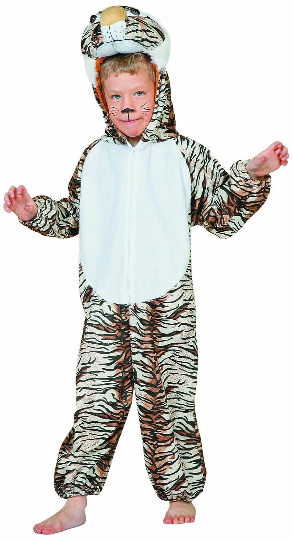 Wilbers - Disfraz de tigre infantil, talla 4-5 años (99301104 ...